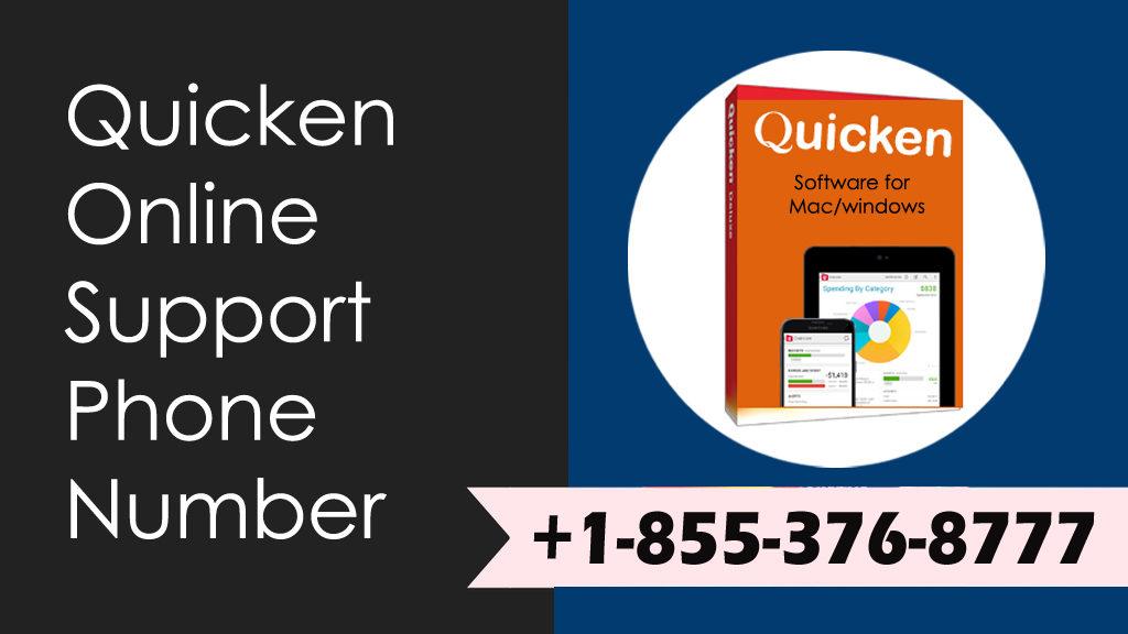 Quicken Online Support